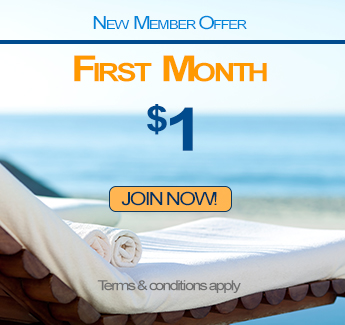 New Member Offer: $1 for first month. Join Now! Terms and Conditions apply.